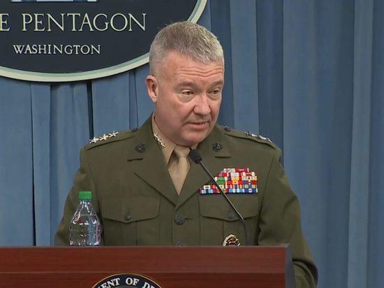 Пентагон: Сирия не смогла сбить ни одну ракету