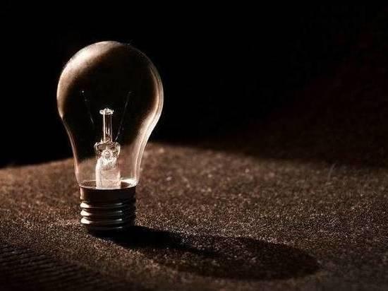Жителей более 100 тверских улиц ожидают отключения электроэнергии