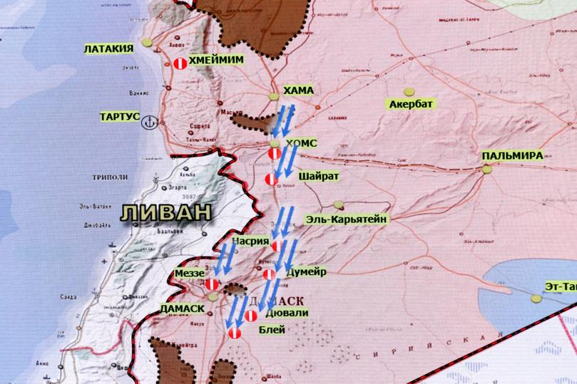 Удары по Сирии: ПВО подтвердила эффективность