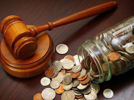 Задолженность= около 700 тыс. рублей, или в Калмыкии руководство 2 СПК не платило зарплату сотрудникам