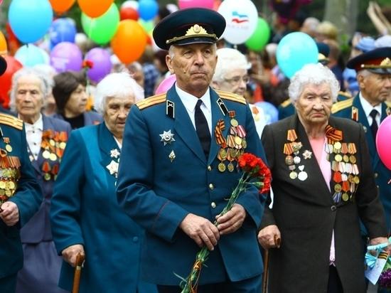 Волгоградских ветеранов поздравят с 73-летием победы в ВОВ деньгами