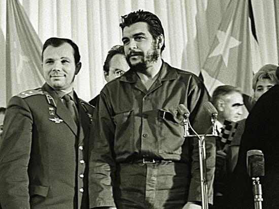 Эрнесто Гевара откроет в Крыму выставку уникальных фотографий своего отца