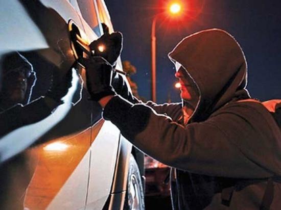 ВТверской области полицейские задержали автоугонщика