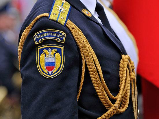 Президентский полк получил 15 призывников изСамарской области