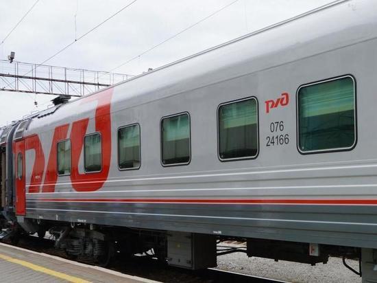 Пассажиры СвЖД более половины билетов на поезда дальнего следования оформили через интернет