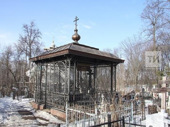 На Арском кладбище Казани срезали ограду 1885 года