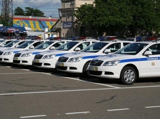 Полицейские Тверской области получат 68 новых автомобилей