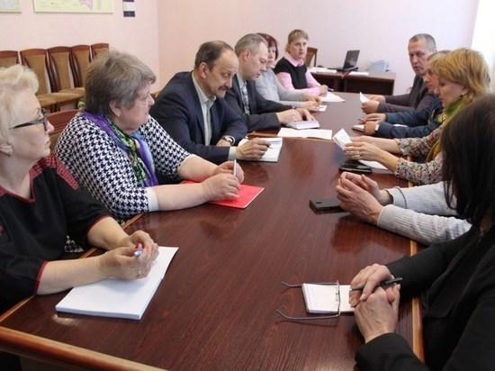 В Кашинском районе обсудили обеспечение пожарной безопасности