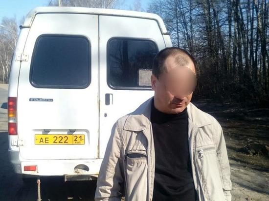 В Чувашии задержали нетрезвого водителя маршрутки, перевозившего 8 пассажиров