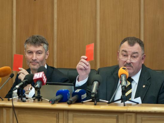 На этой неделе депутаты гордумы Екатеринбурга начнут обсуждать отмену выборов главы города