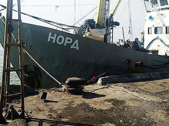 """Моряки судна """"Норд"""" рассказали о своем освобождении"""
