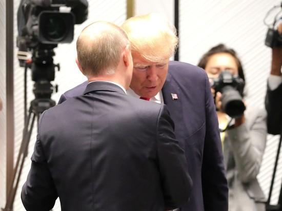 Экс-директор ФБР: Трамп боится критиковать Путина даже тайно