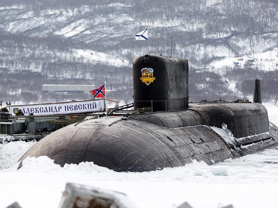 """На Камчатке российские субмарины сошлись в подводной  """"дуэли"""""""