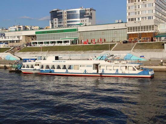 Между Самарой и Рождествено начали курсировать пассажирские суда