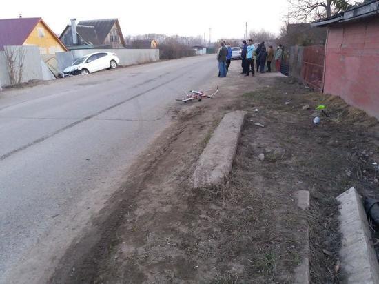 Пьяный водитель сбил девятилетнюю девочку на велосипеде в Нижегородской области
