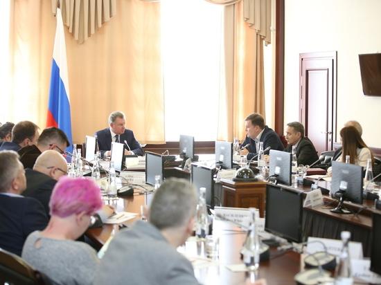 Олег Белавенцев встретился с представителями Ассоциации СМИ Северного Кавказа