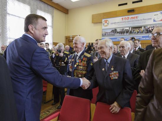 Кировские ветераны органов внутренних дел отмечают профессиональный праздник