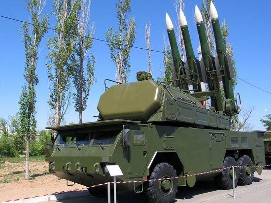 Система ПВО вСирии отразила новейшую ракетную атаку