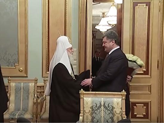 Порошенко может похоронить Украину из-за церковного раскола