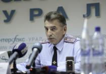 «Потопляемый» Демин: начальник ГИБДД Среднего Урала покинет  свой пост