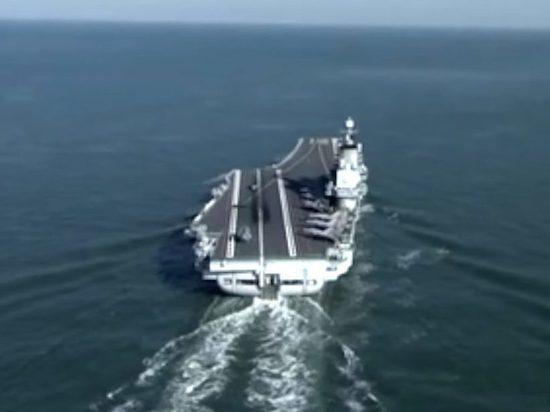 КНР объявил пообразу иподобию «Адмирала Кузнецова» дефектным срождения