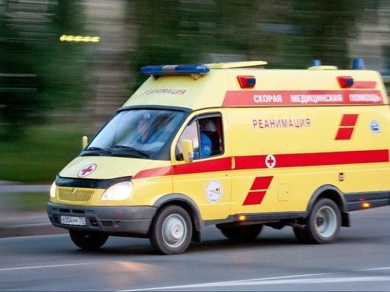 Разрыв печени: автобус вОренбурге переехал пассажира