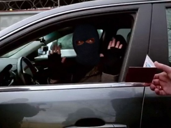 Тамбовчанин угнал автомобиль и попал на нем в ДТП