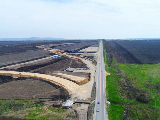 ВКабардино-Балкарии инаСтаврополье построят новый участок дороги Р-217 «Кавказ»