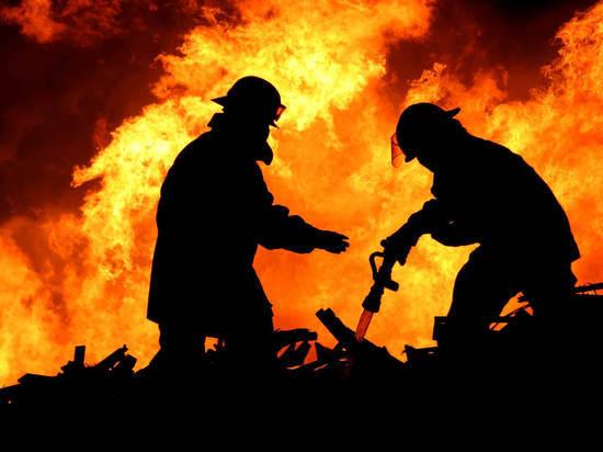 ВУльяновске при пожаре погибли два человека