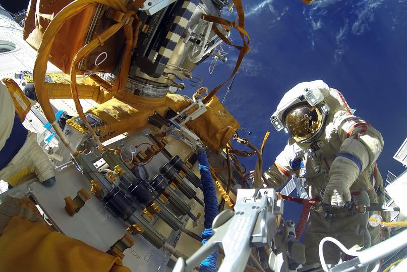 «Мы 8 часов решали — на Луну лететь или на Марс»