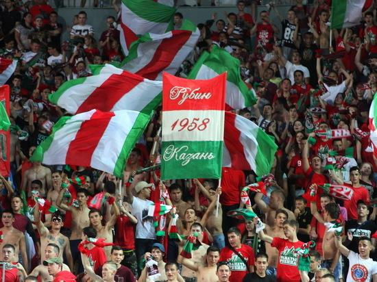 «Рубин» отпразднует 60-летие вовремя матча с«Ростовом»