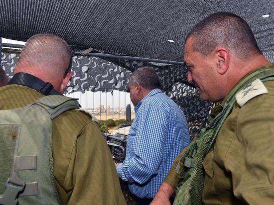 Либерман: Главари ХАМАСа трусливо прячутся за женщинами и детьми