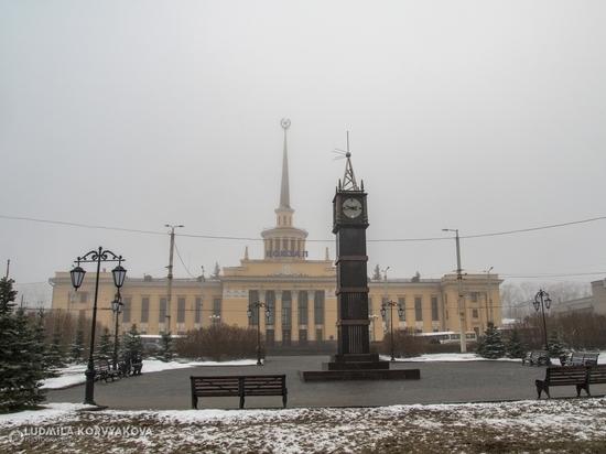 Туманное грядущее: Петрозаводск застыл в ожидании мая
