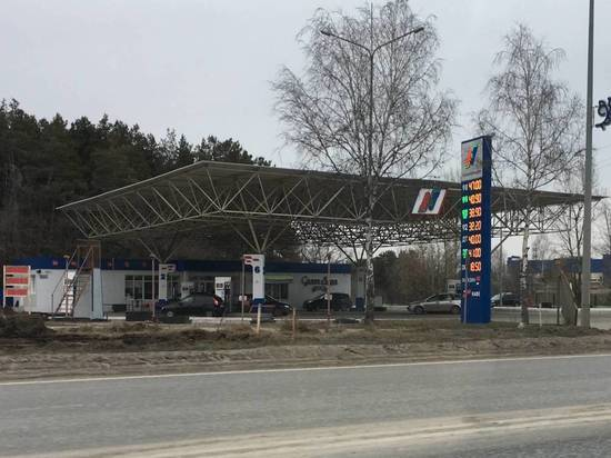 В Казани выросли цены на бензин