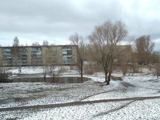 Сильный ветер, ливень и мокрый снег: в Костромскую область пришел циклон
