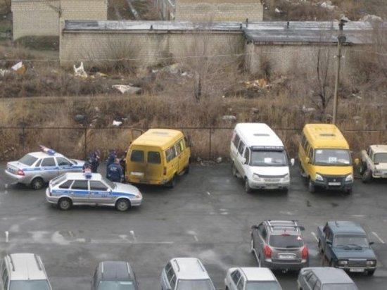Погоня за пассажирской «Газелью» в Орске завершилась задержанием водителя