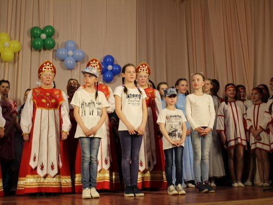 «Радуга талантов» собрала артистов Вышневолоцкого района на гала-концерте