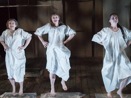 В Молодежном театре Краснодара прошла премьера спектакля по повести Льва Толстого