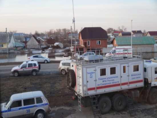 В Самаре пройдет командно-штабная тренировка при паводковом затоплении