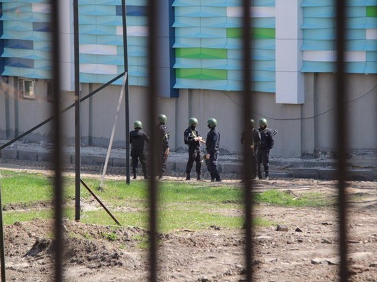 В Липецке завершились антитеррористические учения