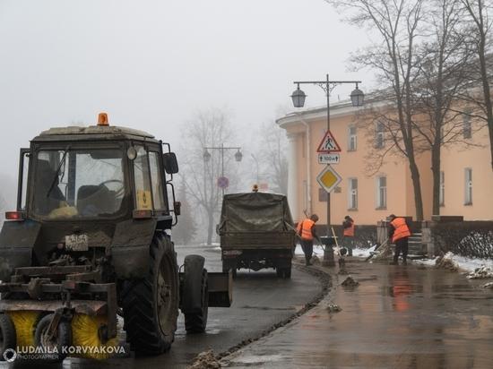 Без праздников и выходных: узнали, когда будут убирать Петрозаводск