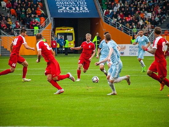 Футбольная «Мордовия» следующий матч проведет на выезде 28 апреля
