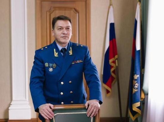 Депутаты согласовали Вадима Антипова на должность прокурора Нижегородской области