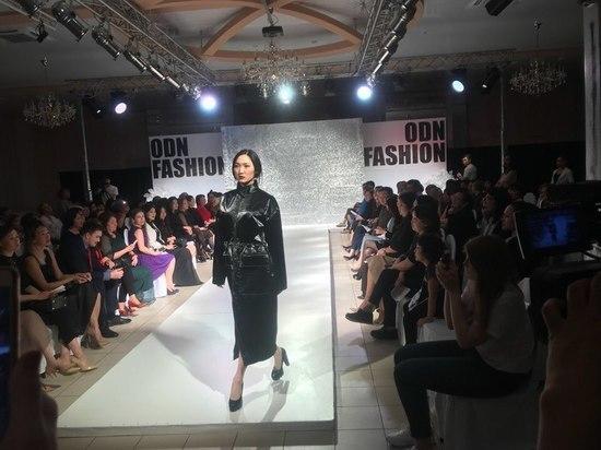 Odn fashion в Калмыкии зажег новые звезды