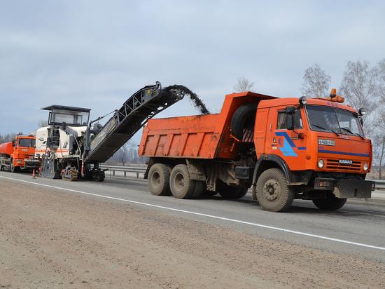 Управление федеральных дорог «Алтай» — об итогах работы зимой и планах на лето