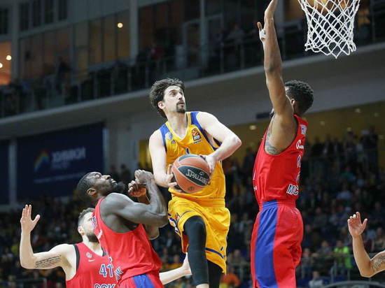 Баскетбол: «домашние» разборки «Химки» vs ЦСКА обрели интригу