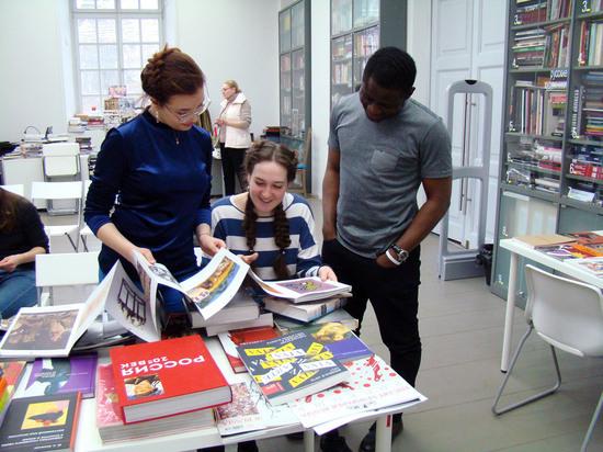 Всероссийская акция «Библионочь» прошла в Нижнем Новгороде