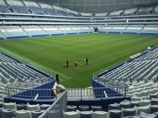 """Самарские болельщики могут оставить отзыв о стадионе """"Самара Арена"""" после тестового матча"""