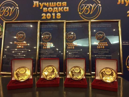 Напитки покрепче: продукция ПЛВЗ «Петровский» взяла четыре «золота» на международном конкурсе