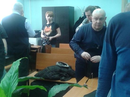 Бывший начальник УМВД Томской области Игорь Митрофанов заключен под домашний арест сроком на месяц